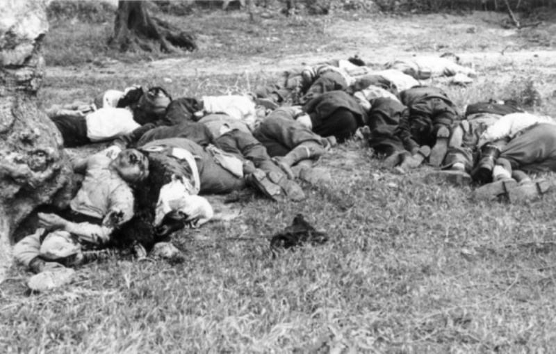 Πως φτάσαμε στο Ολοκαύτωμα της Βιάννου και στους 461 εκτελεσθέντες πατριώτες (pics)