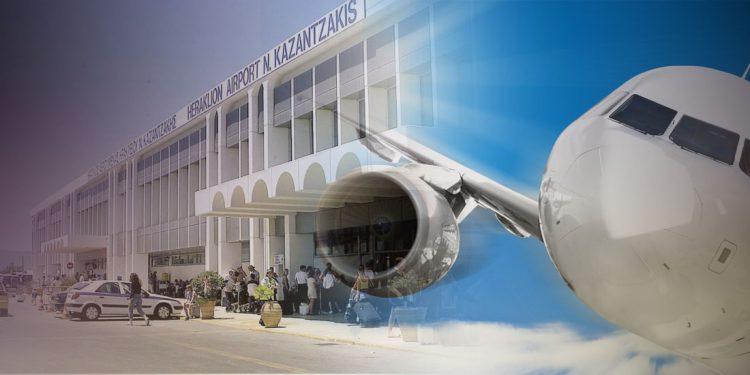 Αναγκαστική προσγείωση αεροσκάφους στο αεροδρόμιο Ηρακλείου