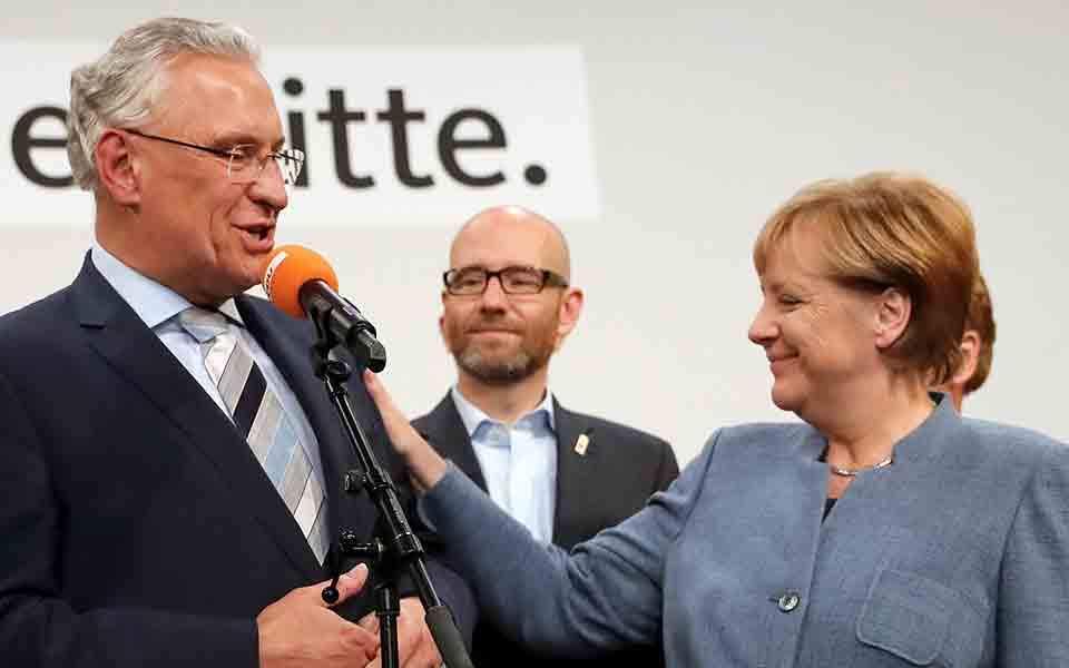 Γερμανία: Επιπλοκές και εσωστρέφεια