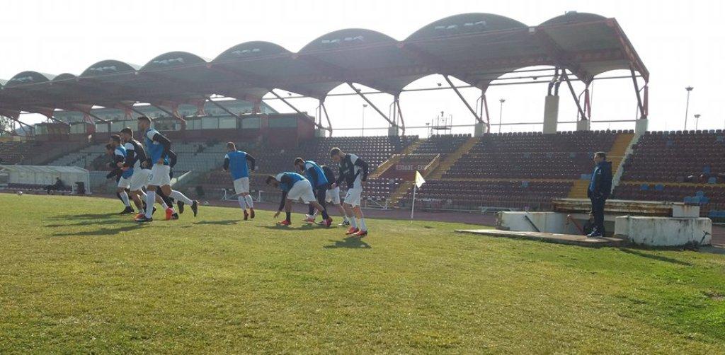 Τα δοκάρια σταμάτησαν τον ΟΦΗ στη Λάρισα-Αδικη ήττα με 1-0