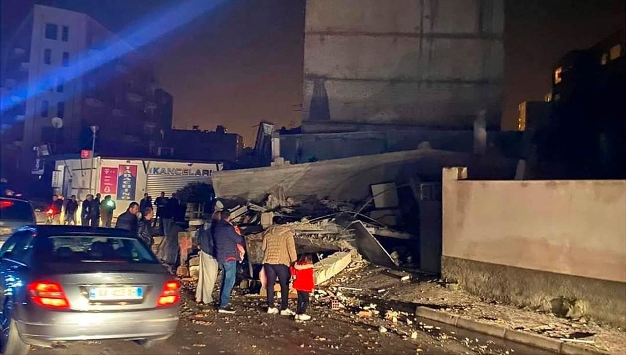 Αλβανία: Στους 30 έφτασαν οι νεκροί από τον σεισμό