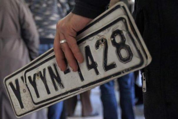 Επιστρέφονται από την Δημ  Αστυνομία Ηρακλείου οι πινακίδες κυκλοφορίας ενόψει του Δεκαπενταύγουστου
