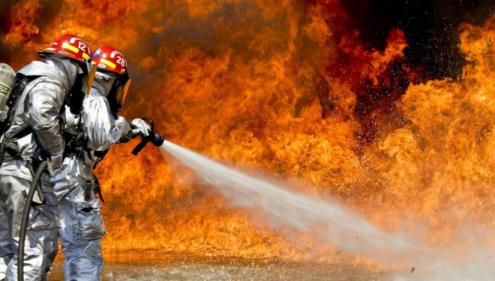 Φωτιά σε πλυσταριό σπιτιού στη Χερσόνησο