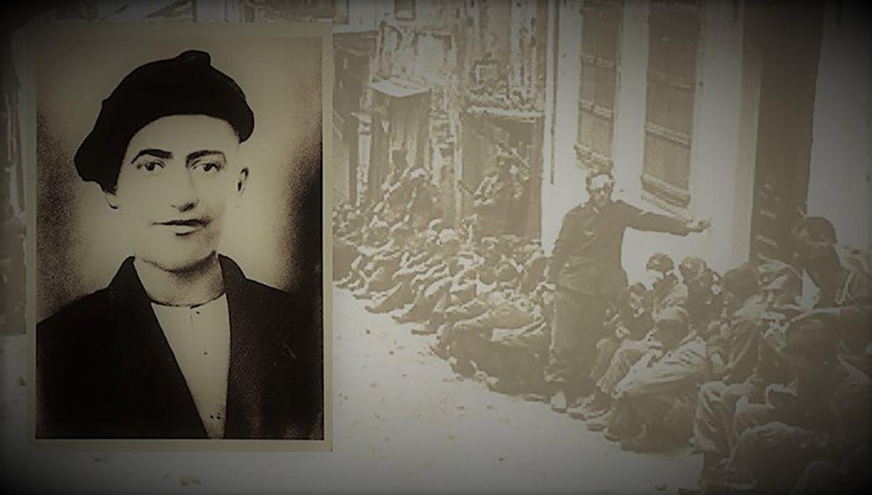 75 χρόνια από τα ανατριχιαστικά βασανιστήρια και τη σταύρωση του Κρητικού εφήβου από τους Ναζί