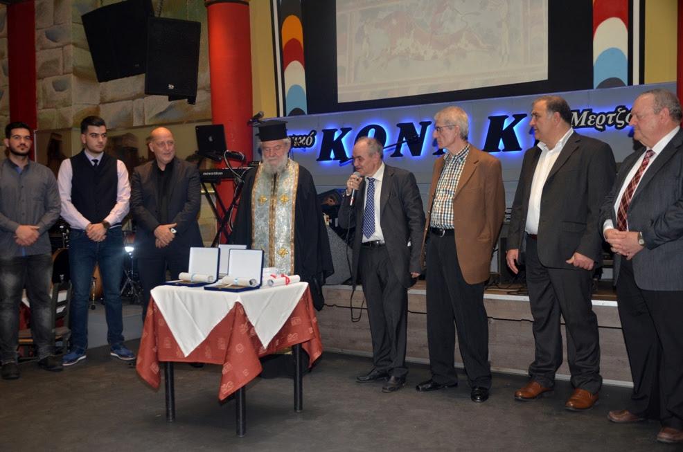 Με επιτυχία πραγματοποιήθηκε η ετήσια χοροεσπερίδα του Συλλόγου Πατωτών Αθήνας (vid)