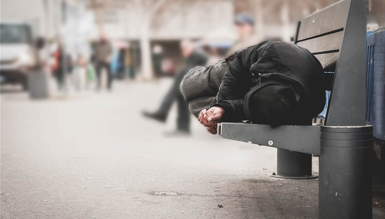 Κέντρο Αστέγων: Μένει ανοιχτό λόγω της κακοκαιρίας