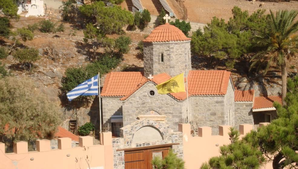 Τιμία Κάρα Αγίου Παρθενίου: Από τον Κουδουμά στο Ηράκλειο