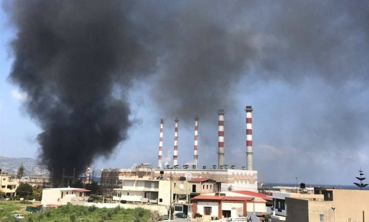 Η ηλεκτροδότηση επανήλθε πλήρως στην Κρήτη, μετά την έκρηξη στη ΔΕΗ