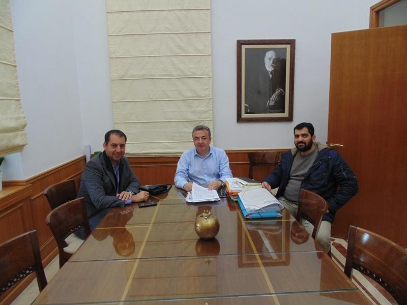 Από την Περιφέρεια 250.000 ευρώ για την κατασκευή του έργου «Ανάπλαση πλατείας Αγ. Χαραλάμπου Κρουσώνα»