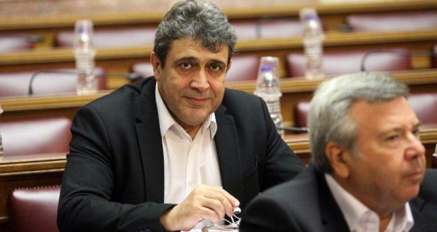 """Νίκος Ηγουμενίδης: """"Μία αρμόδια Αρχή και καμία υπόκλιση στον λαϊκισμό για το ζήτημα της ύδρευσης"""""""