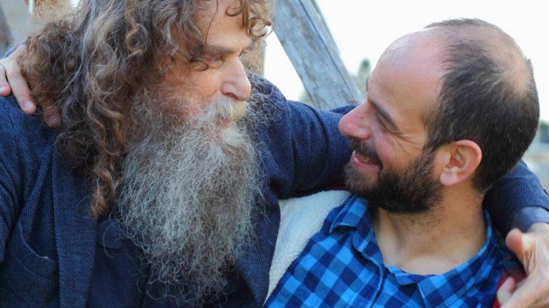 Ο Χάρης Φασουλάς συναντά τον μεγάλο και πολύ αγαπητό Ψαραντώνη!