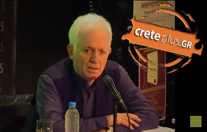 Ο Γ. Καραμπελιάς μιλά στο CretePlus για την διακήρυξη του «ΑΡΔΗΝ»