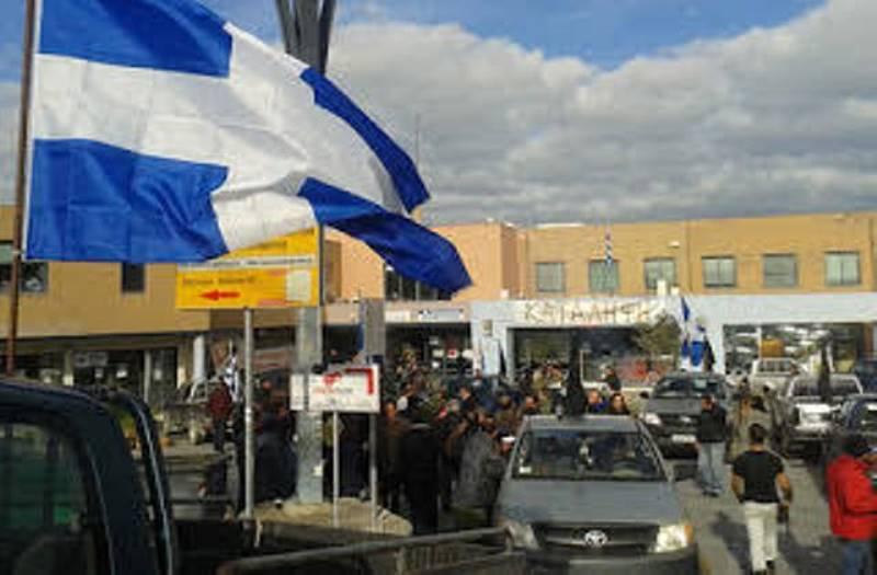 Στα μπλόκα οι αγρότες της Κρήτης- Καταθέτουν τις προτάσεις τους στο Μαξίμου