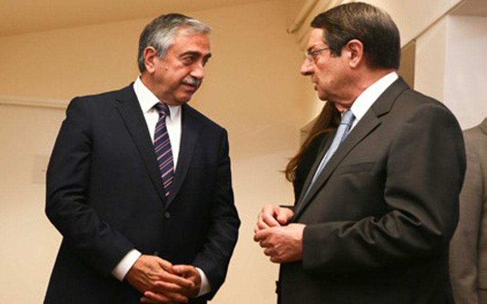 Αστασιάδης μετά από συνάντηση με Ακιντζί: «Παραμένουν σημαντικές διαφορές»