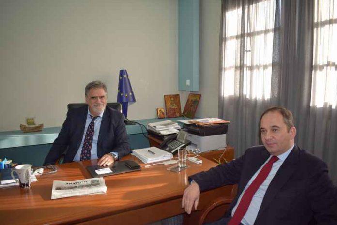 «Ν' αποκατασταθεί η υφιστάμενη ισορροπία ανάμεσα στους τέσσερις νομούς της Κρήτης»