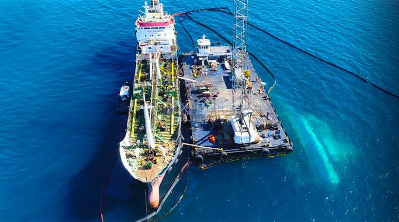 Σκοτεινή ιστορία η πετρελαιοκηλίδα και τα δεξαμενόπλοια στο Σαρωνικό