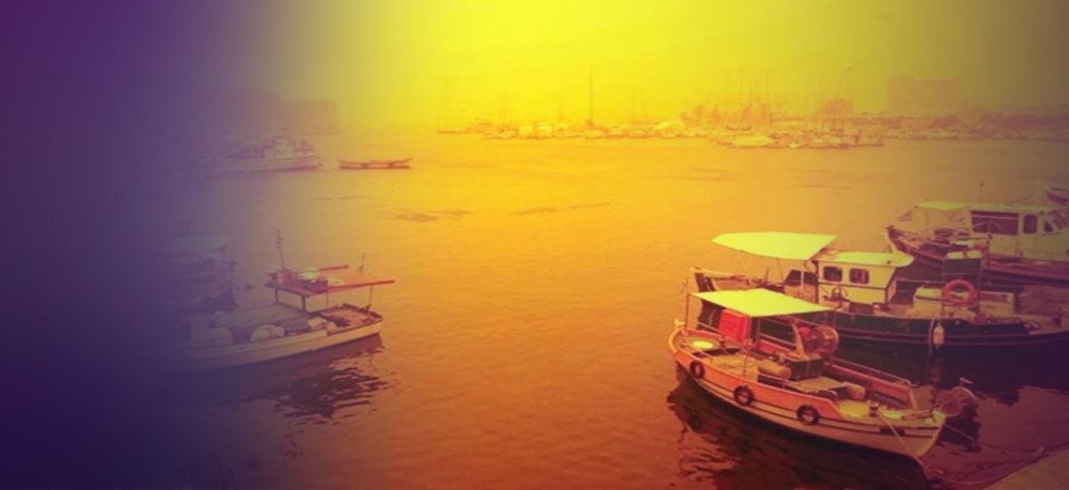 Νοτιάδες, αφρικανική σκόνη και ζέστη σήμερα στην Κρήτη