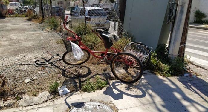 Στο νοσοκομείο ένας ποδηλάτης μετά από σύγκρουση