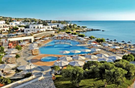 Η νέα ιστοσελίδα του Creta Maris Beach Resort