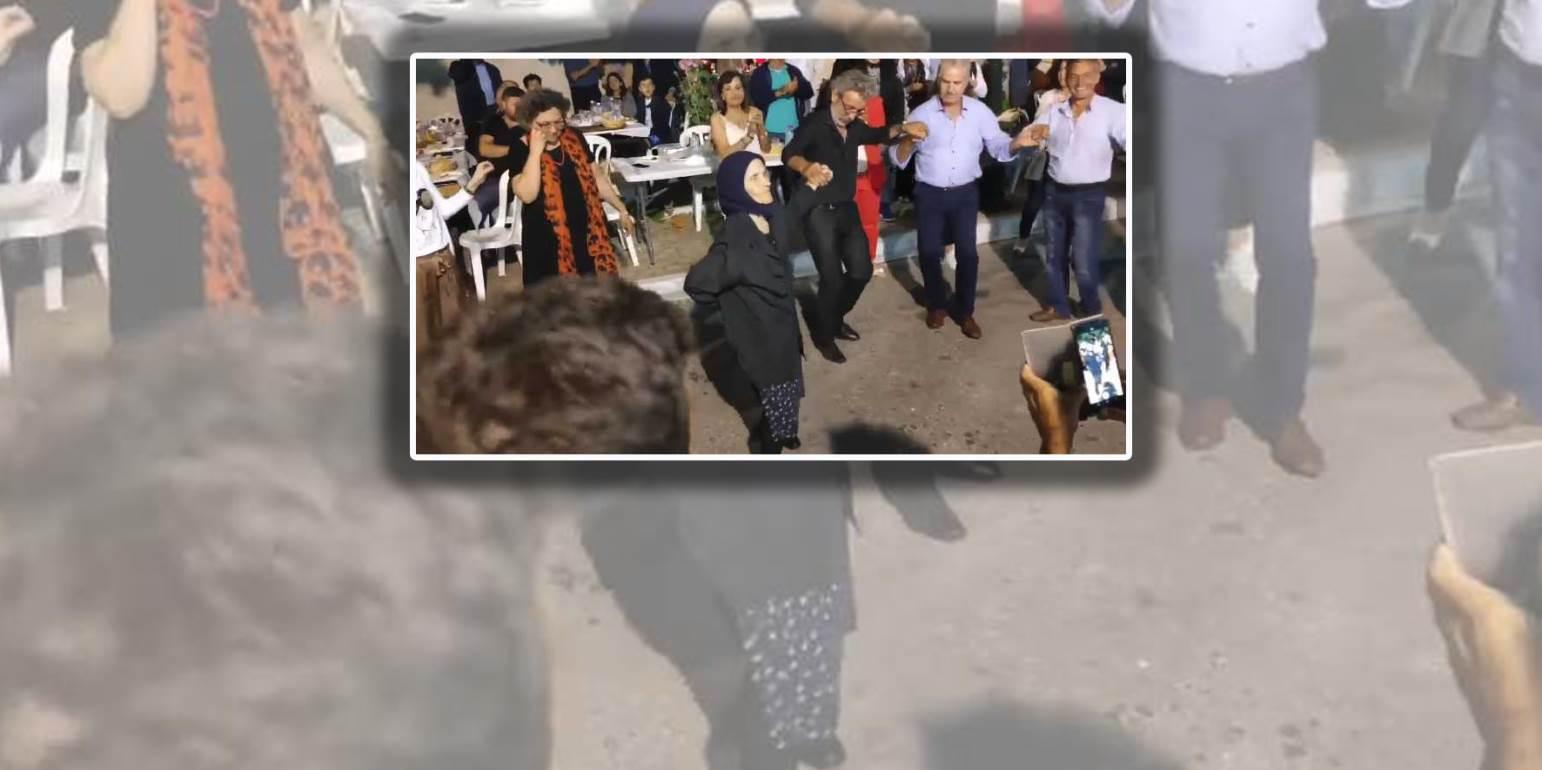 Η αρχόντισσα γιαγιά Φιλοθέα σέρνει το χορό & ξεσηκώνει τα πλήθη