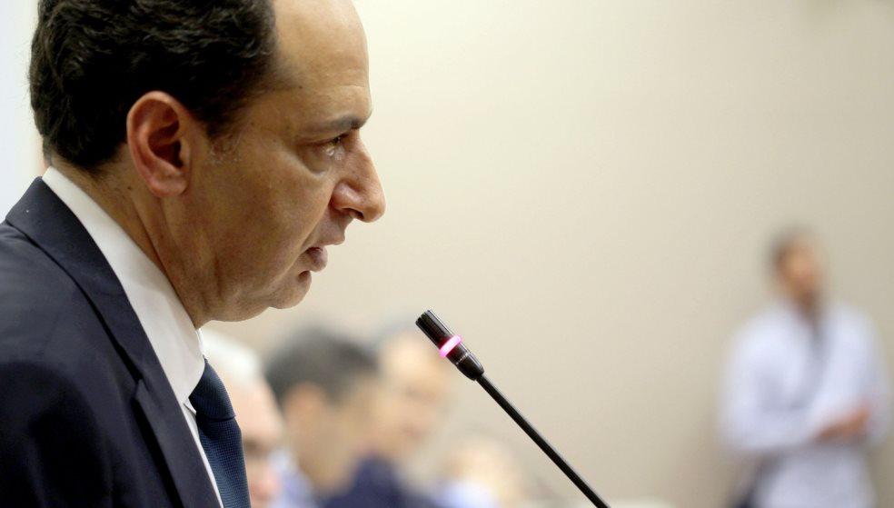 Ξανά στο Ηράκλειο ο υπουργός Υποδομών Χρήστος Σπίρτζης