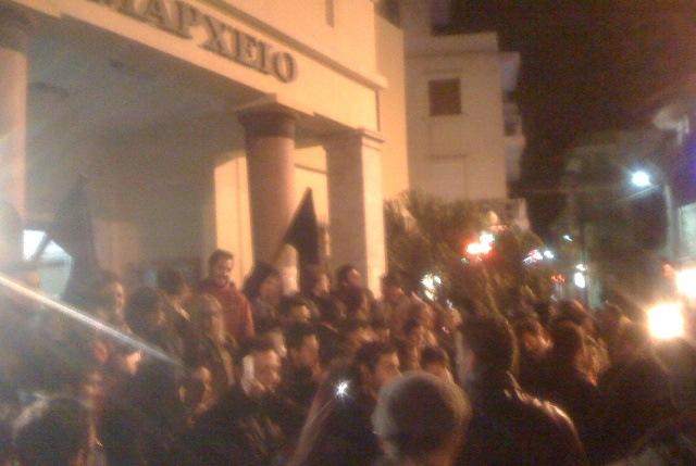 Ήταν το μεγαλύτερο συλλαλητήριο που έγινε ποτέ στην Ιεράπετρα! (vid)