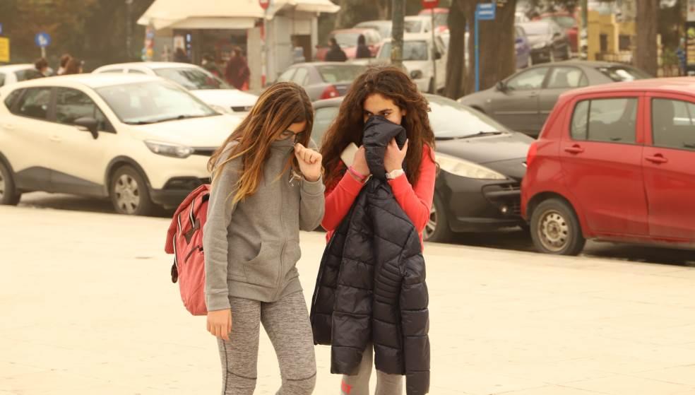 Ο καιρός στην Κρήτη - «σκονισμένη εβδομάδα»: Ποια θα είναι η χειρότερη ημέρα;
