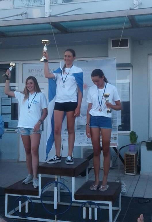 Επιτυχίες των αθλητών του Ναυταθλητικού Ομίλου Γαζίου Κρήτης στο Πανελλήνιο Πρωτάθλημα Laser 4.7
