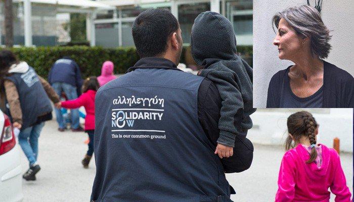 Μια Χανιώτισσα Γενική Διευθύντρια σε ΜΚΟ που στηρίζεται απο το Ίδρυμα Σόρος
