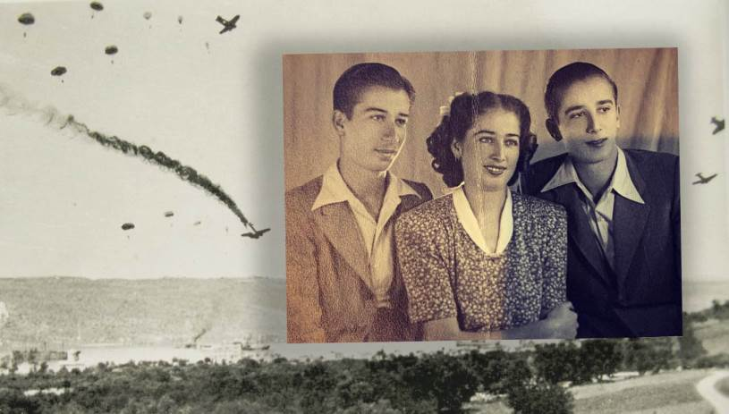 Βρήκε την οικογένεια των Κρητικών που έσωσαν τον παππού της
