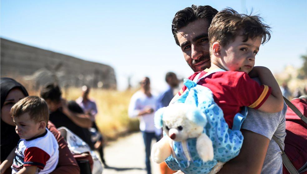 Έρχονται επιπλέον πρόσφυγες στο Ηράκλειο