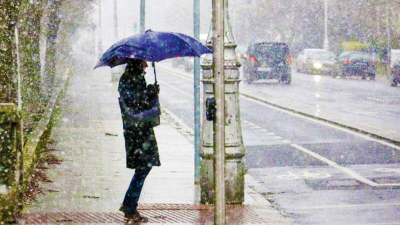Ο καιρός στην Κρήτη: Πού υπάρχει πιθανότητα βροχόπτωσης