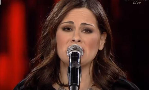 «Σαρωτική» η Τζωρτζίνα Αλεξάκη στο «Τhe Voice»! (vid)