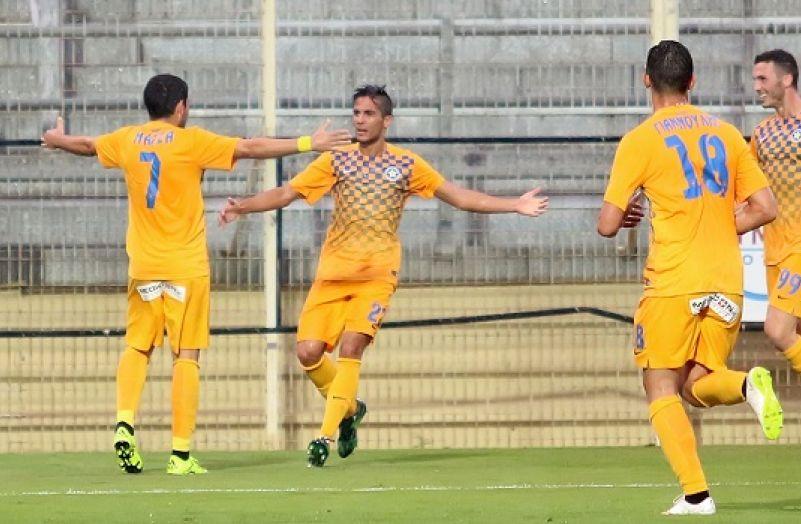 Πανθρακικός – Αστέρας Τρίπολης 0-2