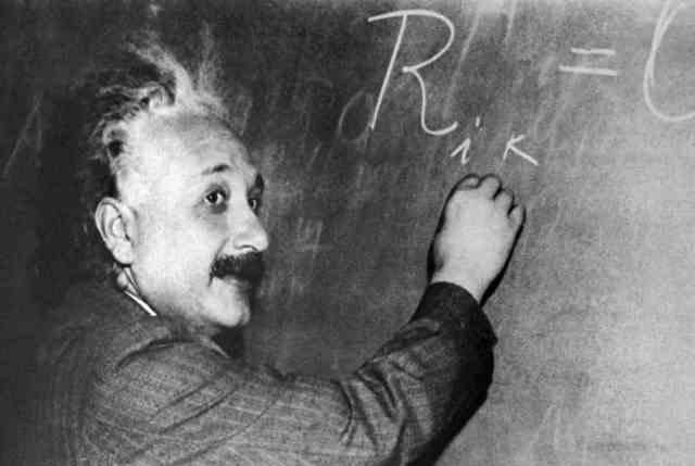 """Αυτός είναι ο """"άλυτος"""" μέχρι στιγμής γρίφος του Αινστάιν"""