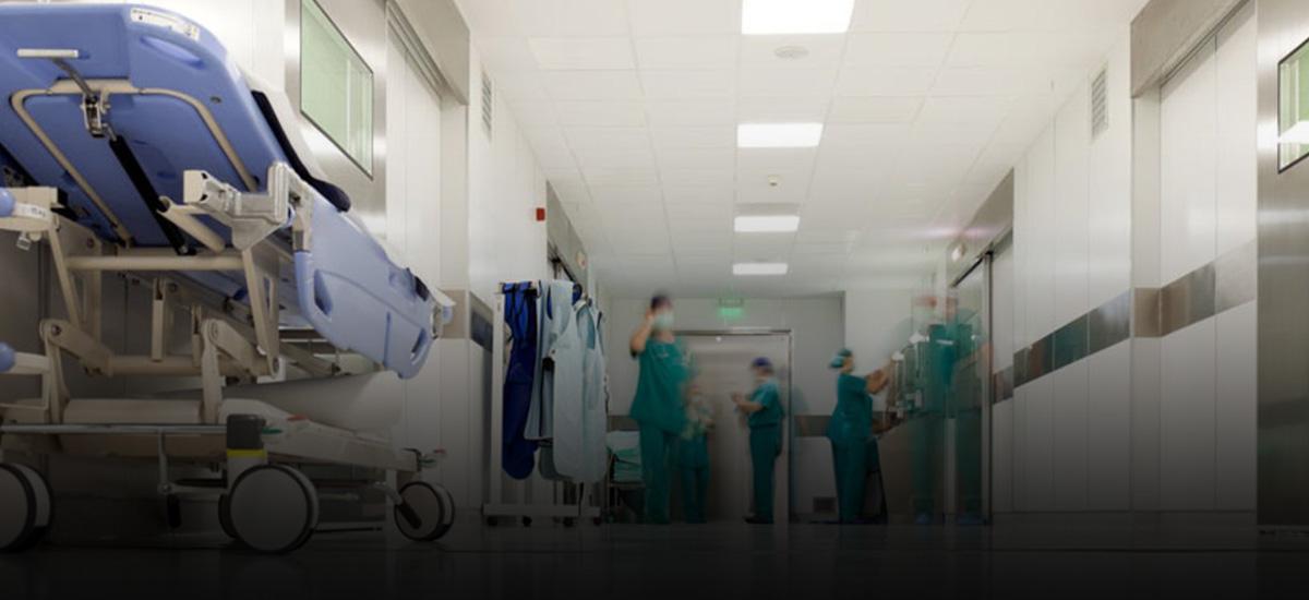 Νεότερα στοιχεία για την υγεία του εργάτη που καταπλακώθηκε από κλαρκ
