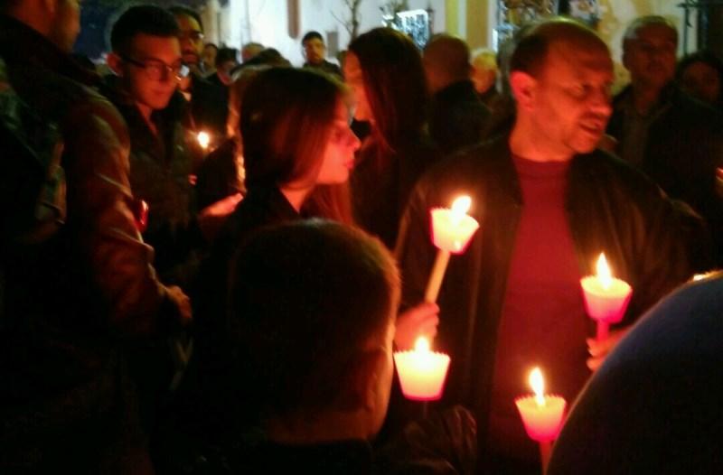 H Ανάσταση του Κυρίου στο Ηράκλειο-Εικόνες από ενορίες στις οποίες έγινε η «νύχτα-μέρα» (pics)