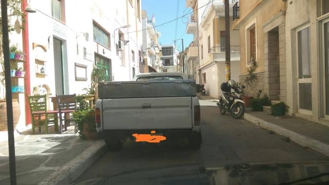 Kρήτη: Πάρκαρε το αυτοκίνητο και ... ξέχασε να το πάρει