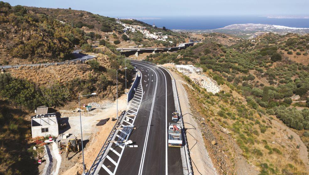 Ολοκαίνουριος ΒΟΑΚ χωρίς διόδια για τους… μόνιμους κάτοικους της Κρήτης