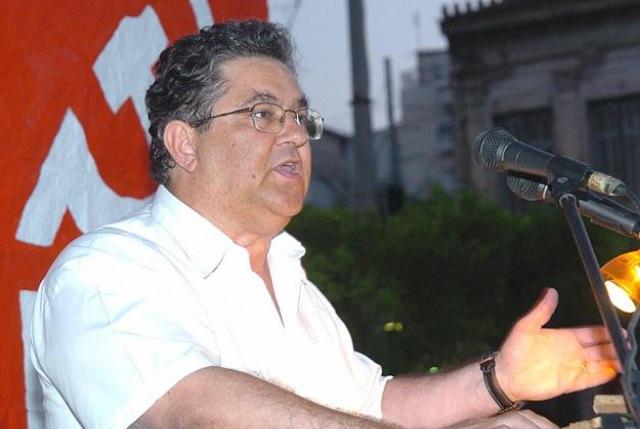 Ο Δημήτρης Κουτσούμπας είναι ό νέος Γενικός Γραμματέας του ΚΚΕ!