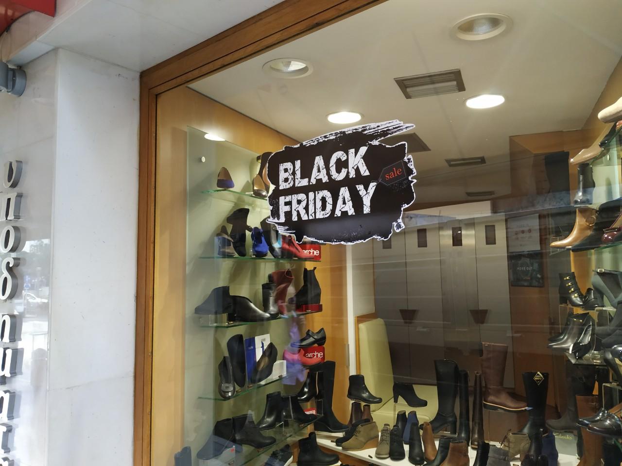 Όλο το Ηράκλειο στον ρυθμό της… Black Friday