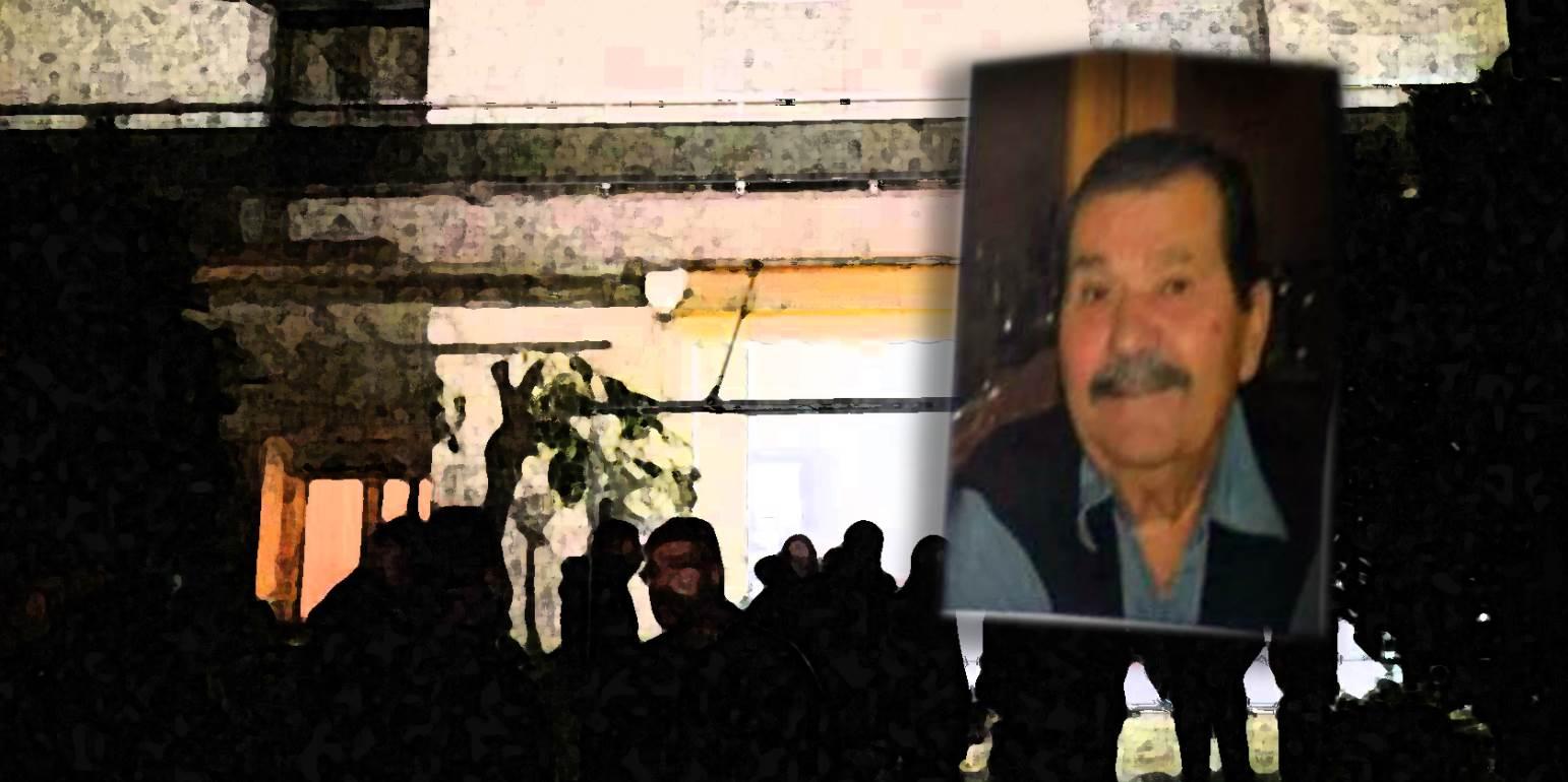 Έγκλημα στις Μοίρες: Τελευταίο αντίο στον Κώστα Χατζάκη που έσβησε μετά από πυροβολισμό