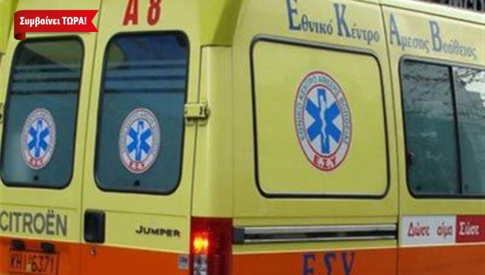 Νεκρό 5χρονο αγόρι σε τροχαίο στην Πάτρα