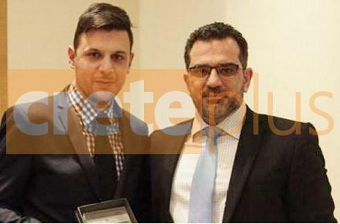 Γιάννης Σπανάκης: Ο Ηρακλειώτης που αναδείχθηκε πρώτος νέος ασφαλιστής στην Ελλάδα! (pics)