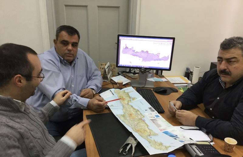 Συνάντηση στη Περιφέρεια για τα καταδυτικά πάρκα στην Κρήτη- Στόχος η ποιοτική αναβάθμιση του Τουρισμού