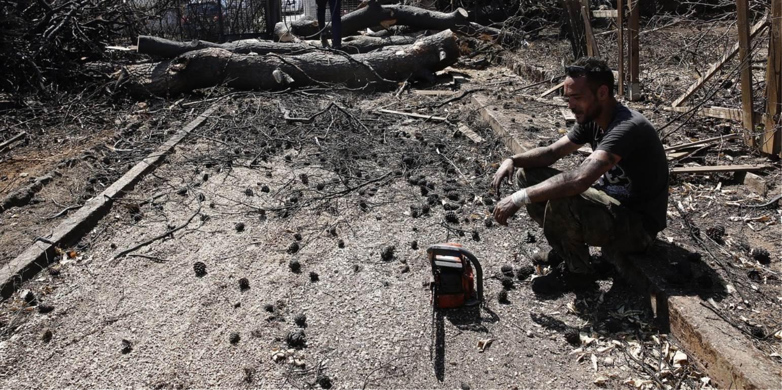 Φονική πυρκαγιά στο Μάτι: Ένα χρόνο μετά και κανείς δεν έχει ξεχάσει...