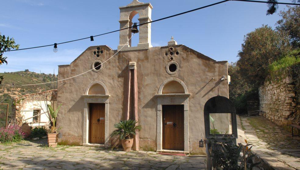Το μυστικό που κρύβει η Μονή Αγίου Παντελεήμονα στο Φόδελε