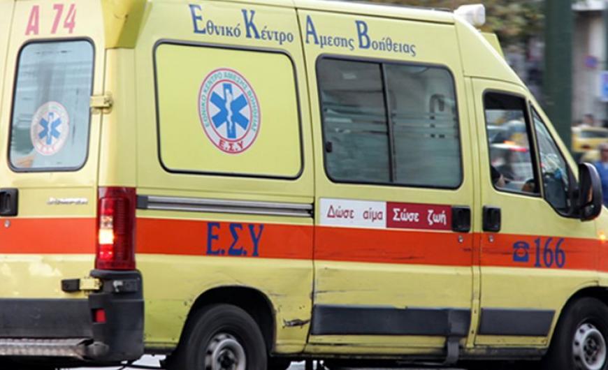 Δύο τροχαία ατυχήματα με διαφορά λίγων λεπτών και σε απόσταση αναπνοής