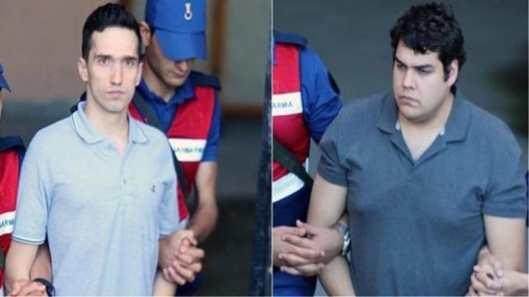 Ήρθε και το τρίτο «όχι» των Τούρκων στο αίτημα αποφυλάκισης των δύο Ελλήνων στρατιωτικών