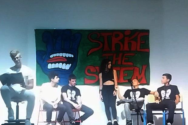 Οι μαθητές του 3ου λυκείου Ηρακλειου ανεβάζουν παράσταση για το bullying